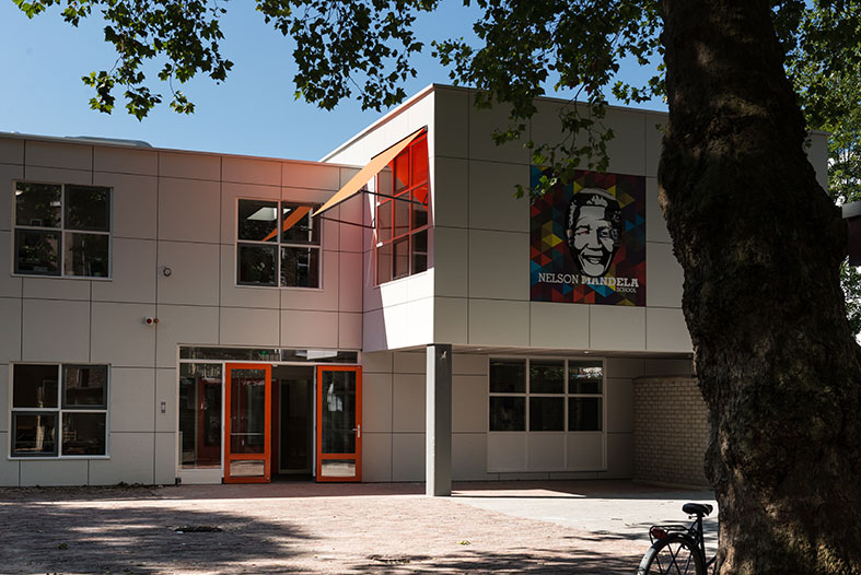 basischool-Amsterdam-Nelson-Mandela