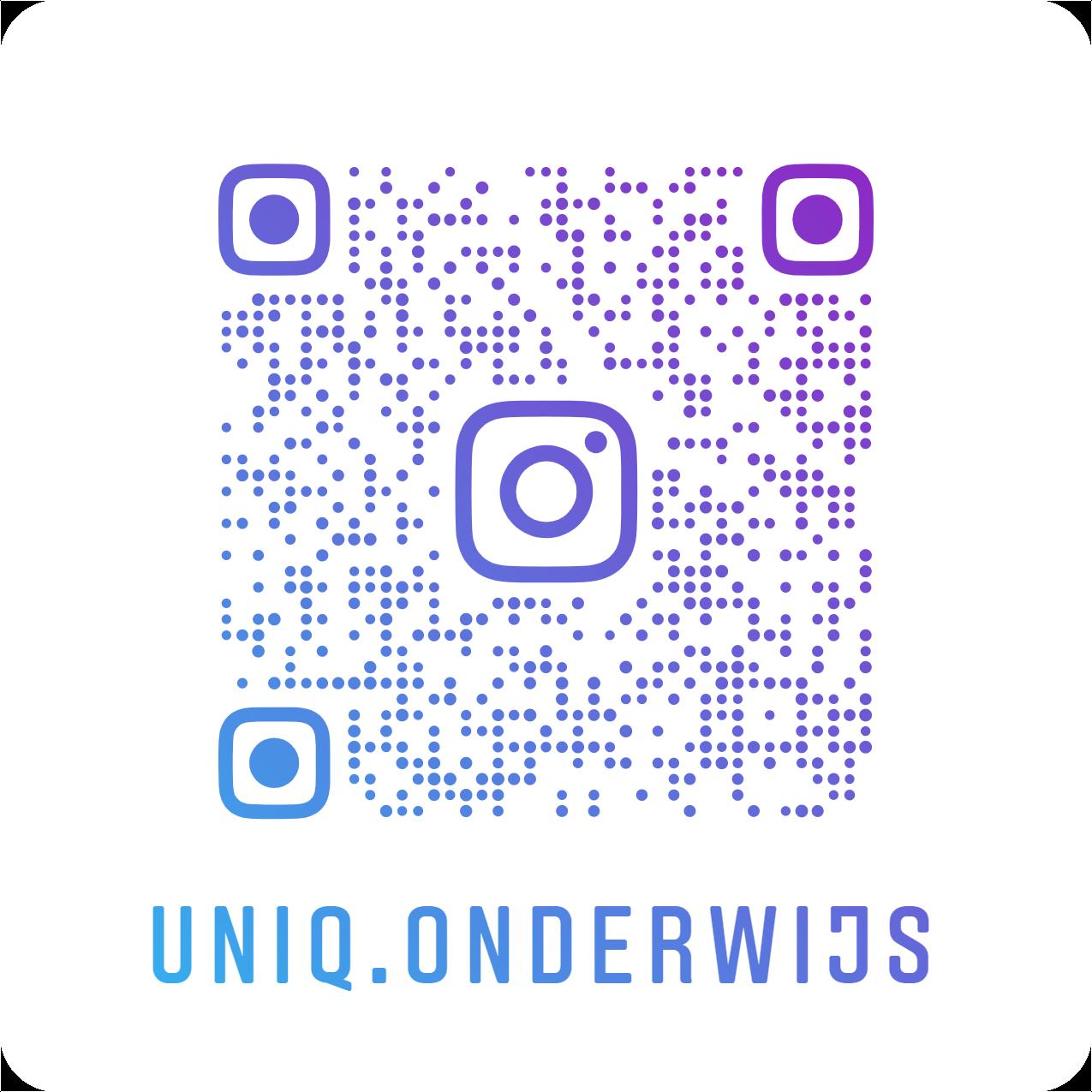 AMOS unIQ op Instagram
